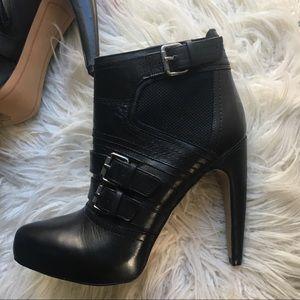NWOT Sam Edelman Kenley Leather Booties 7
